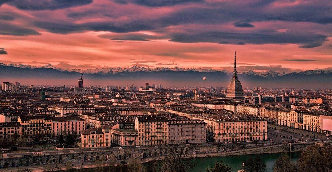 Profumo di Primavera a Torino