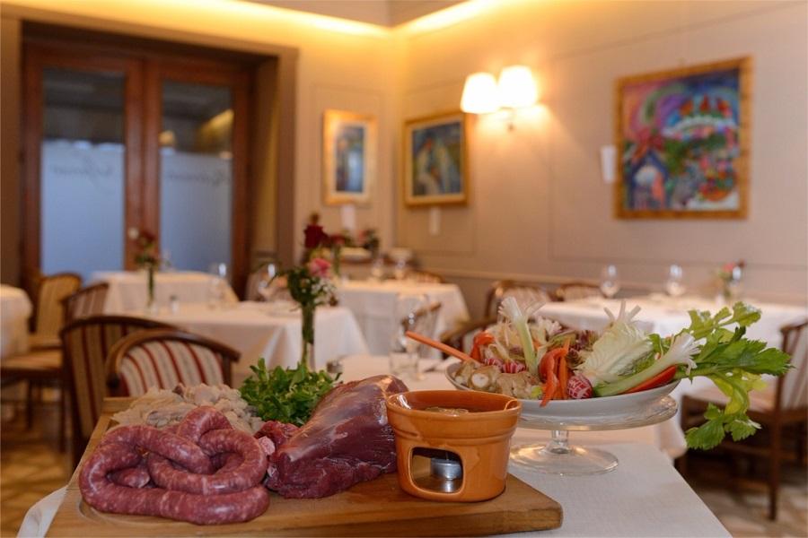 La Bagna Caòda - Ristorante Solferino - Cucina Piemontese Torino