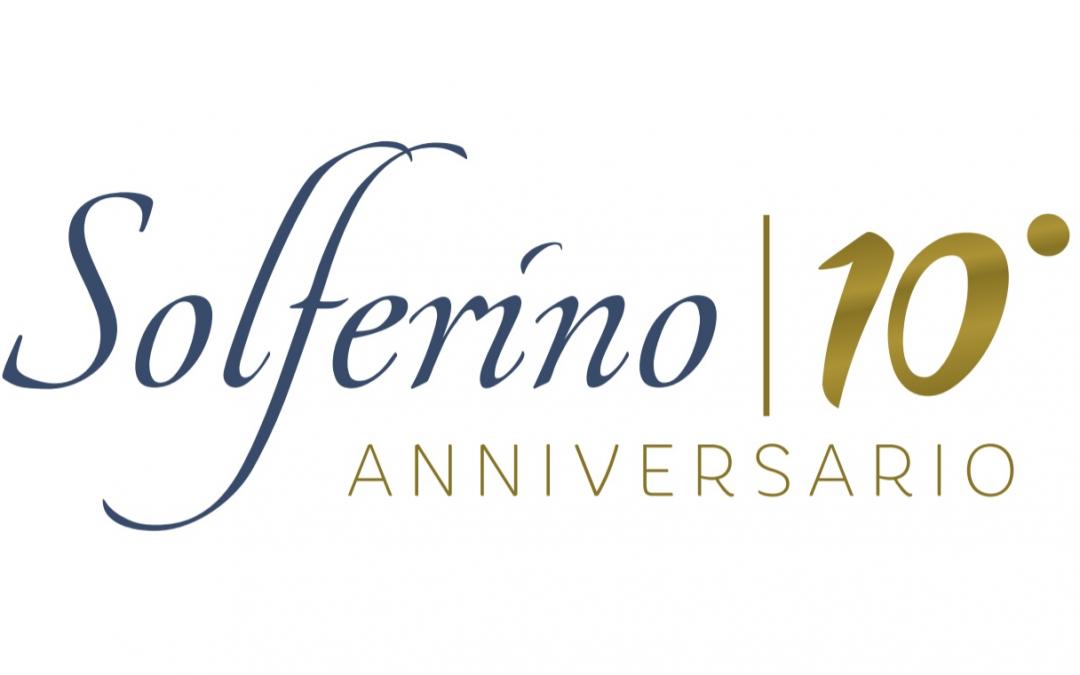 10 anni di Solferino, 10 anni di Torino