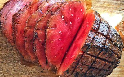 Prosciutto di Anguria: il nuovo cibo di tendenza a NY